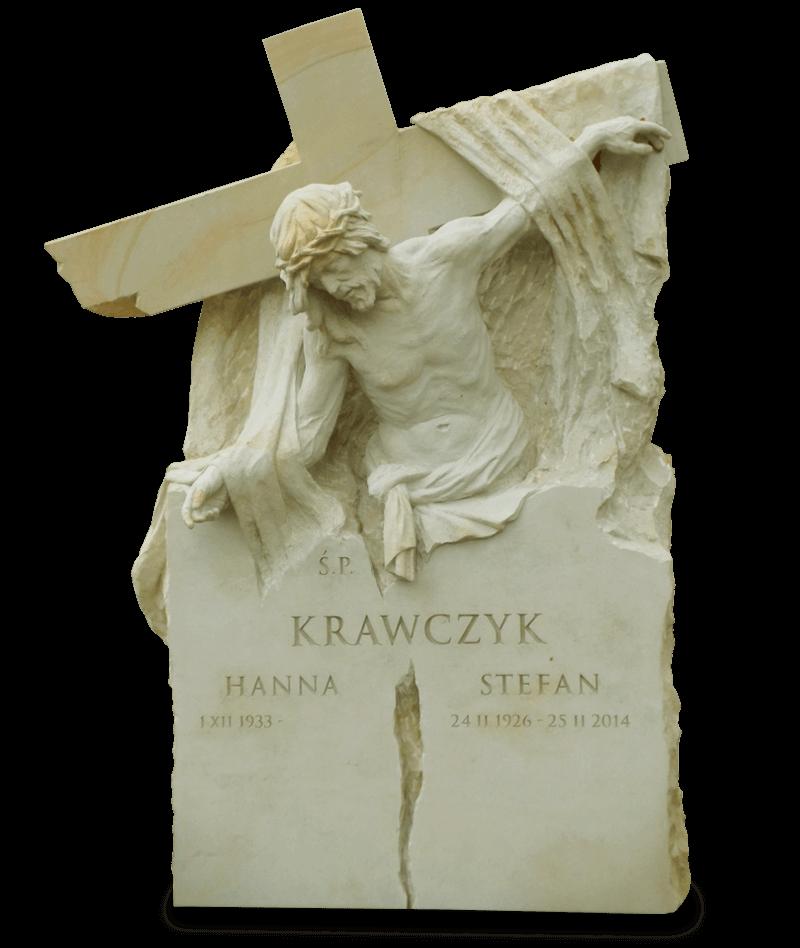 Weremczuk Architektura Pamięci Rzeźba Nagrobna